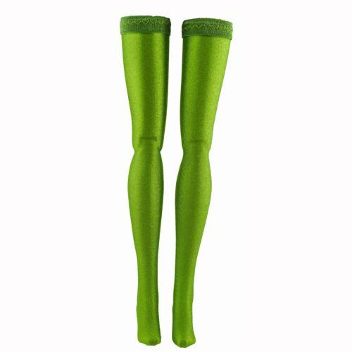 Medium Green Doll Stockings for Volks 1//6 Scale Dollfie Gildebrief Huret