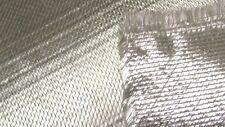 "FIBERGLASS 4 BOAT BUILDING TRANSOM REPAIR 45+/45- DOUBLE BIAS 50"" W X 3 YARDS L"