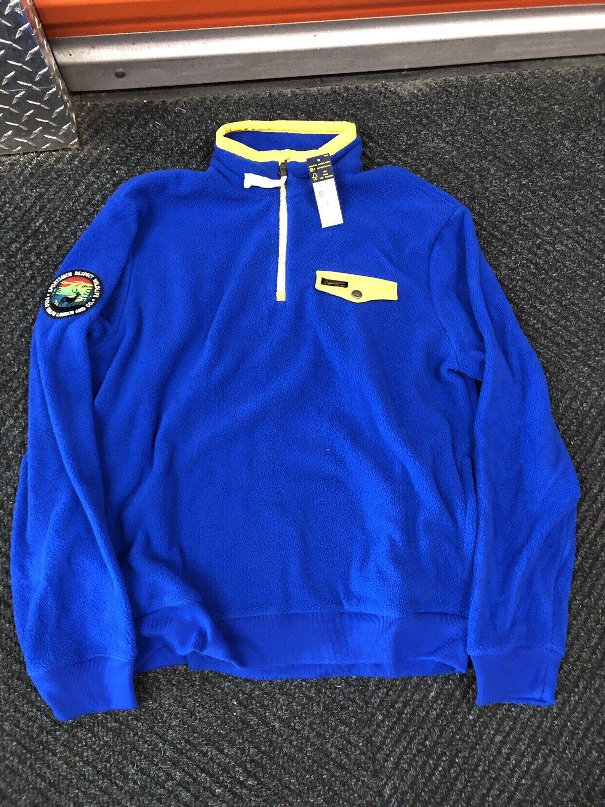 Größe Large Polo Ralph Lauren Sportsmen Respect Wildlife Sweatshirt HiTech