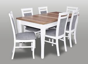 Table Accessoires Set Détails sur Manger Style Design Complet à Campagne Chaise Salon Salle 15uTFKlJc3
