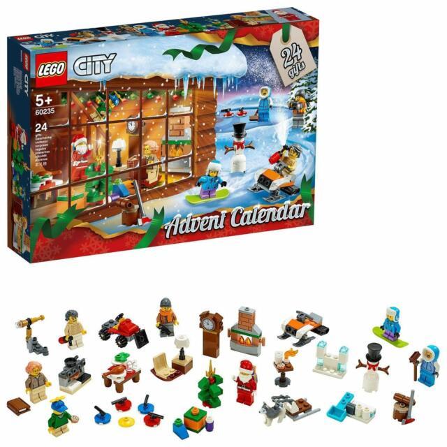 LEGO City Advent Calendar 60235 Building Kit