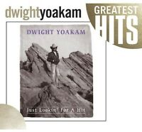 Dwight Yoakam - Just Lookin For A Hit [new Cd] Repackaged on sale
