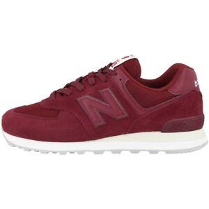 Libero Tempo Ml574etd Sport Scarpe New Borgogna Etd Ml Balance 574 Retro Sneaker nqYX1