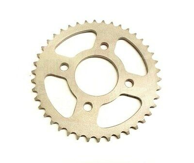 Motorcycle Drive Chain 520-106 Gold for Honda NS125 1986-93
