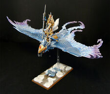 WARHAMMER AGE OF SIGMAR HIGH ELVES FROSTHEART PHOENIX PAINTED