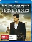 The Assassination Of Jesse James By The Coward Robert Ford (Blu-ray, 2008)