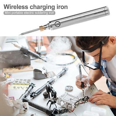 3.3-4.8V 8W Solder Iron Wireless Charging Soldering Iron Set USB Welding Tools