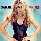 She Wolf 0886975914128 By Shakira CD