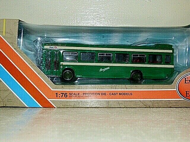 17505 EFE Long Leyland National Mark II Bus First Provincial 1:76 Diecast New