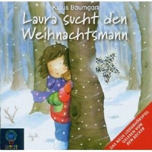 KLAUS-BAUMGART-LAURA-SUCHT-DEN-WEIHNACHTSMANN-CD-NEU