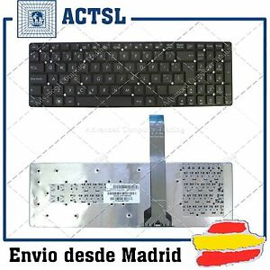Keyboard Spanish for ASUS k550 A6kquevp-09112707-926006498