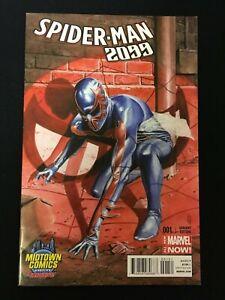 Spider-man-2099-Vol-2-1-Midtown-Comics-Variant
