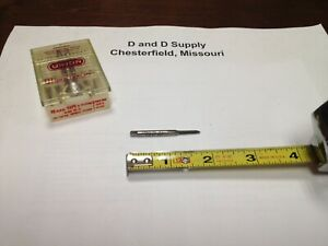 Straight Shank RH Cut Uncoated 6 mm Cutting Diameter Carbide WIDIA Hanita 40210600T038 VariMill 4021 GP Roughing//Finishing End Mill Ball Nose 2FL
