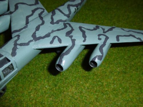 resin conversion Arado Ar 234 H-1 Höhenjäger  1//72 Bird Models ResinUMbausatz