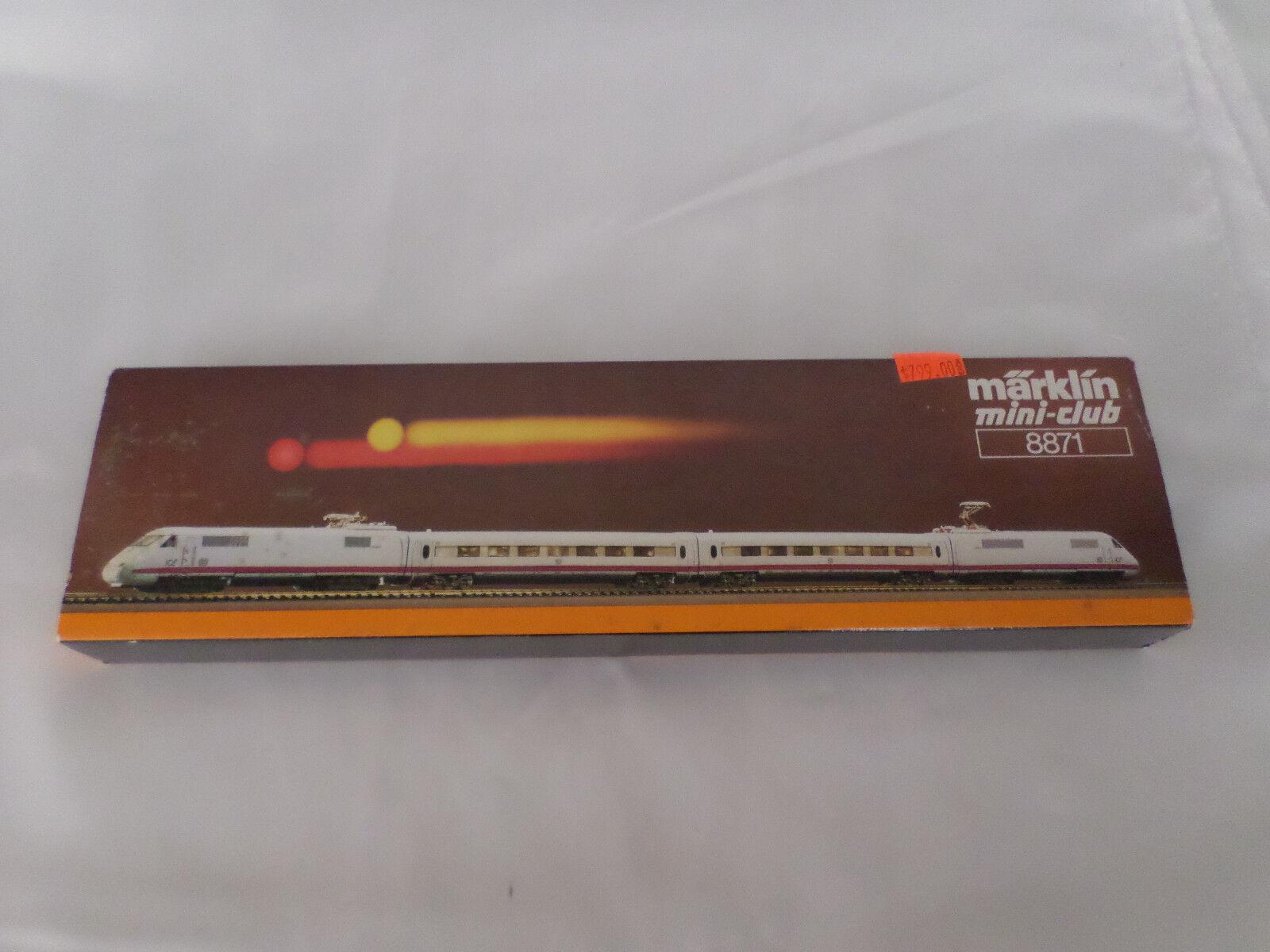 Marklin 8871 Z Scale ICE Locomotive