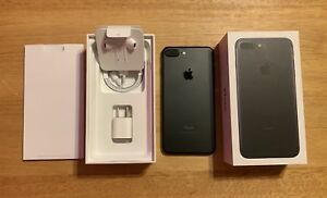 Details About New Iphone 7 Plus 32gb Black Unlocked Tmobile Verizon Straight Talk Att Cricket