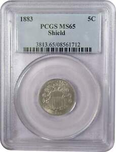 1883-5c-Shield-Nickel-US-Coin-MS-65-PCGS