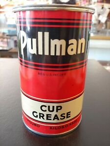 Vintage-Pullman-Cup-Grease-1-Pound-Excellent-Condition