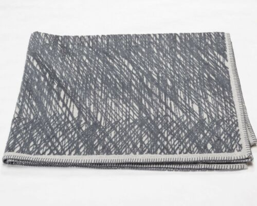 "David Fussenegger Wohndecke Deco /""Linien/"" 130 x 200 cm 1972//"