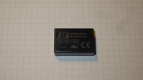 XP POWER JCE0612S12 DC//DC CONVERTER 12V 6W 0.5 A