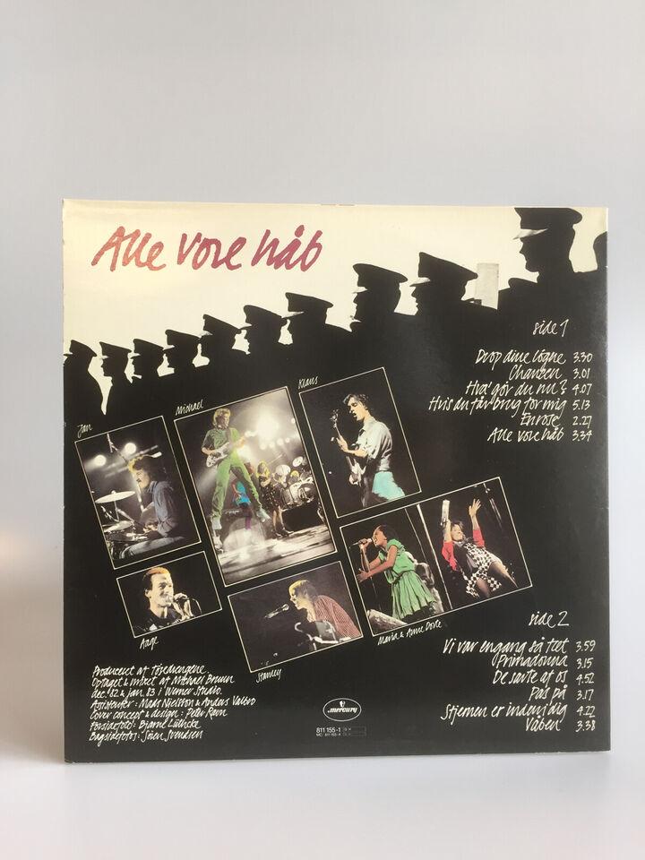 Tøsedrengene LP / Vinyl