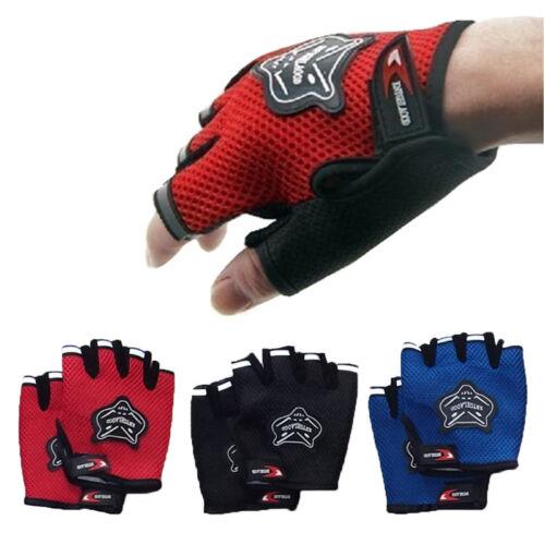 Sport Fitness Gym Gloves Men Women Weight Lifting Body Building Powerlifting Bar