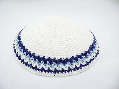 Beautiful Hand Made Yamaka Kipot Shabbat Yarmulke Kippah Jewish Cheap Hat Jew