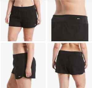 plus size nike swim shorts