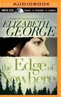 The Edge of Nowhere by Elizabeth George (CD-Audio, 2014)