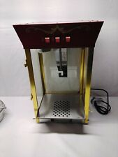 Red Antique Style Popcorn Popper Machine 8 Ounce For Sale Online Ebay