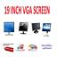 Ultra-Rapida-Paquete-De-Pc-Para-Juegos-Intel-i7-8GB-1TB-Win-10-4GB-GTX-1650-PC-de-pantalla-dual miniatura 7