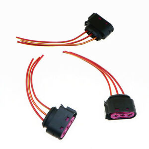 image is loading qty-3-original-fuse-box-cable-harness-plug-