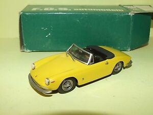 Ferrari 275 Gts 1964 Jaune Kit Monté Fsd 1:43 Léger Défaut