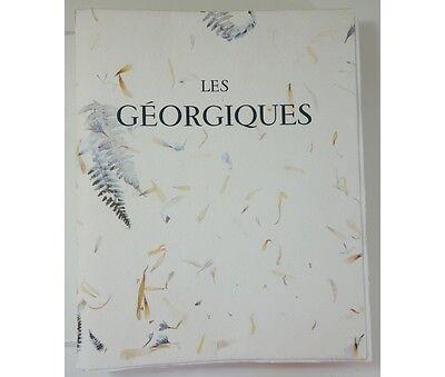 Virgile - Les Géorgiques. Eaux-fortes de Gaston Barret + suite Eryx numéroté