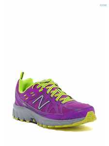 New Balance  WT610v4 Trail shoe  in Voltage purple  Women's Size 7.5B New
