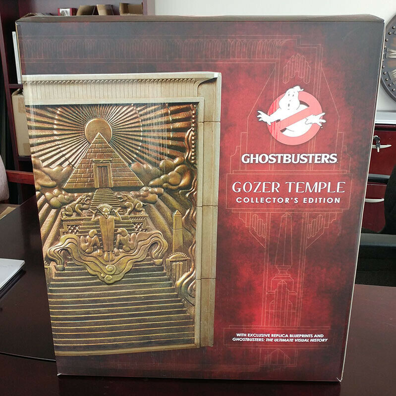 Sideshow  Insight Collectives -- Ghostbussters - Gozer Temple - Collectors Ed...