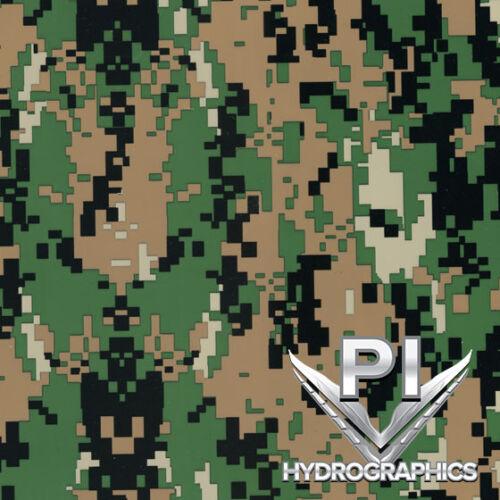 Hydrographic Film Hydro Dipping Water Transfer Printing Tan//Black//Green MC811