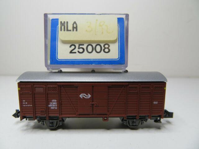 Roco N 25484 ged 213N //08 Güterwagen braun Renfe 158-6 Top in OVP