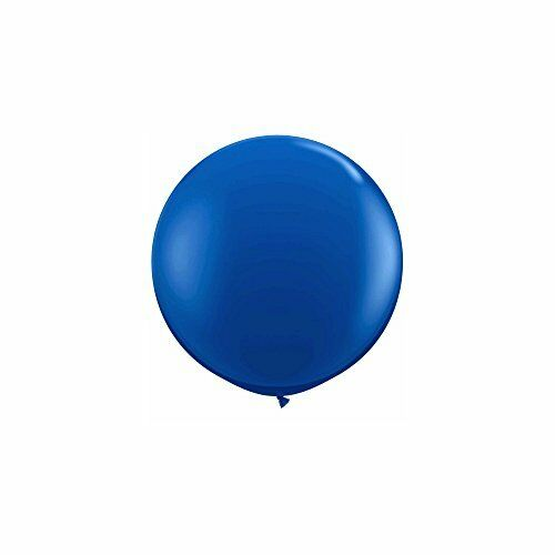 "FREE2DAYSHIP TAXFREE Pack of 10 pc 3 ft 36/"" Royal Blue Jumbo Latex Balloons"