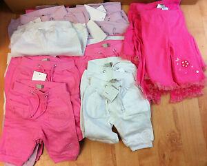 WHOLESALE-BULK-BABY-GIRLS-LEGGINGS-TRACK-PANTS-32-ITEMS-NEW-RRP-OVER-330
