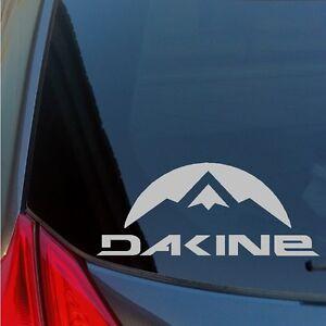 Dakine Vinyl Sticker Decal Da Kine Snowboarding Gloves