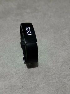 Fitbit Inspire HR Fitness Tracker - Black (FB413BKBK)
