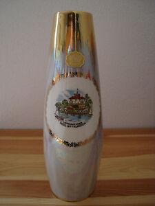 Bavaria-PWB-Vase-23-cm-Porzellan-Andenken-Steinhuder-Meer-Insel-Wihelmstein