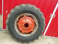 Multi Trac 169 X 30 Rear Tractor Tire 99 Tread Mf 85 90 Tractor Spin Out Rim