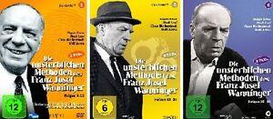 6-DVDs-DIE-UNSTERBLICHEN-METHODEN-DES-FRANZ-JOSEF-WANNINGER-4-6-SET-NEU-OVP