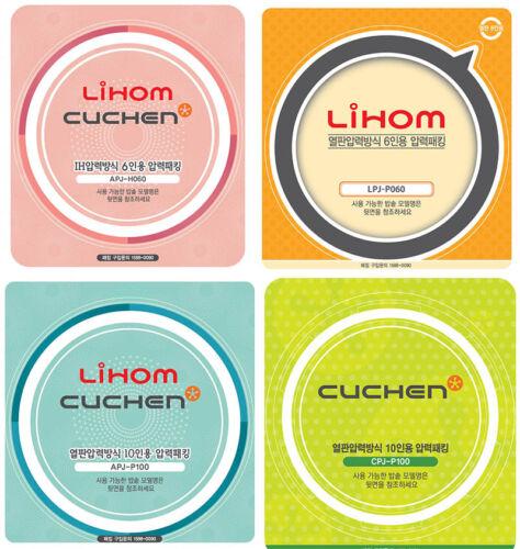 Nouveau Lihom LPJ-P060 d/'étanchéité Conditionnement Joint Anneau en caoutchouc Riz Cuisinière
