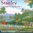 Stanley: Concertos for Strings, Op. 2 (CD, Mar-1999, Chandos)