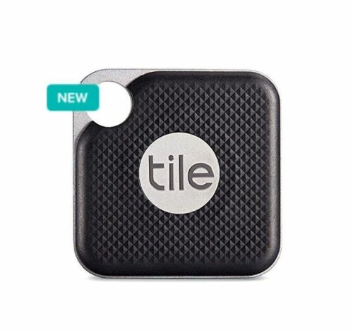 with Replaceable Battery Anything Finder Black /& White NEW Tile Mate /&Tile Pro