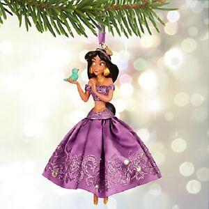 disney princess jasmine limited release purple dress sketchbook