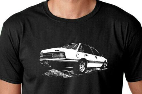 Holden VL Turbo,Mens black 100/% cotton summer t-shirts,S,M,L,XL.2XL,3XL